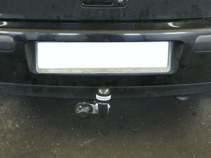 Anhängerkupplung VW-Golf IV Variant, nicht 4-Motion, Baujahr 1999-