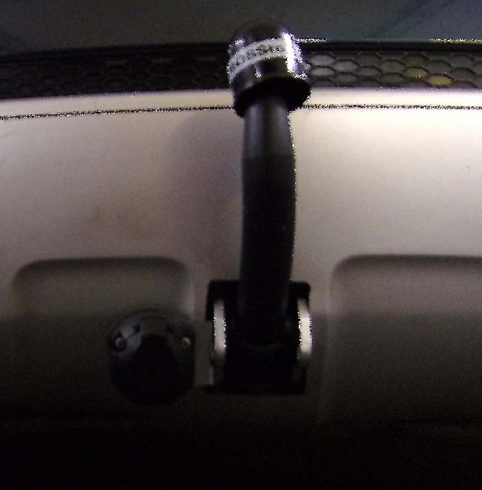 Anhängerkupplung für VW-Golf - 2005- V Plus Ausf.:  feststehend