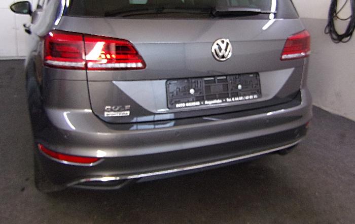 Anhängerkupplung VW-Golf VII Sportsvan - 2018-
