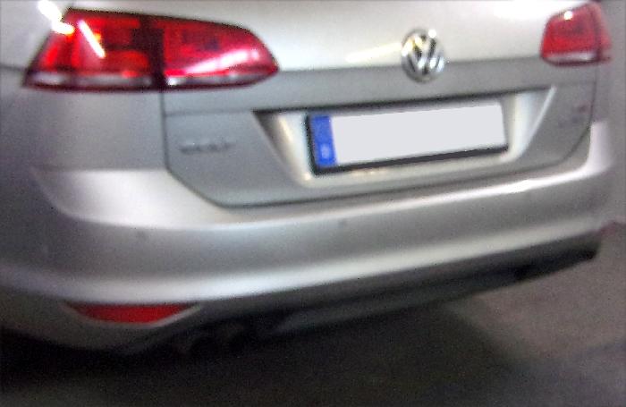 Anhängerkupplung VW-Golf VII Variant, Baujahr 2012-2014