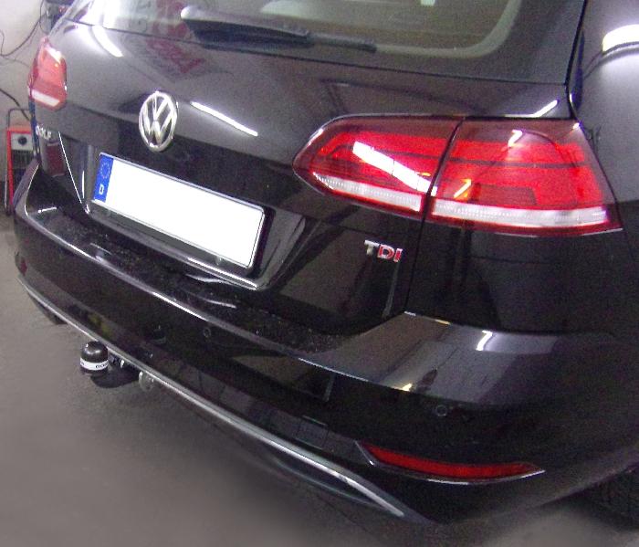 Anhängerkupplung für VW-Golf - 2017- VII Variant Ausf.:  feststehend