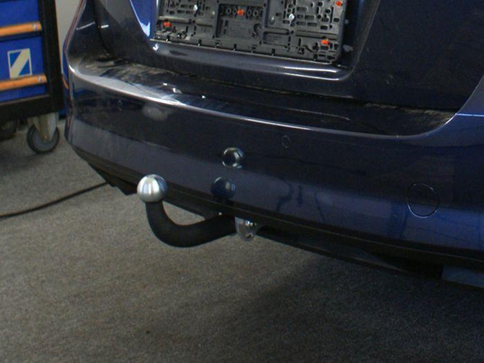 Anhängerkupplung für VW-CC Coupe, Baujahr 2012-