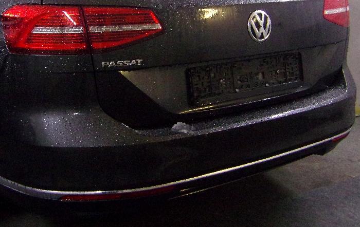 Anhängerkupplung VW-Passat 3c, incl. 4-Motion, Variant, Baujahr 2014- Ausf.:  vertikal