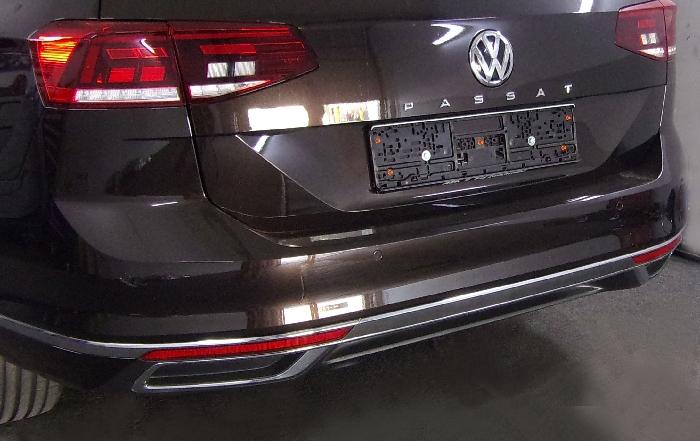 Anhängerkupplung für VW-Passat 3c, spez. Alltrack Variant - 2014-