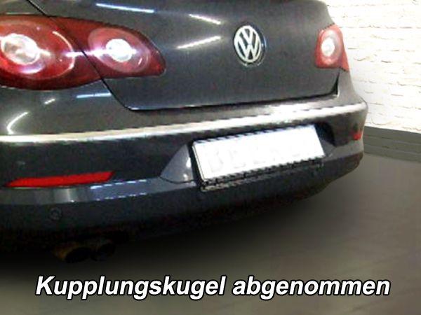 Anhängerkupplung für VW-Passat - 2008-2011 CC Ausf.:  vertikal