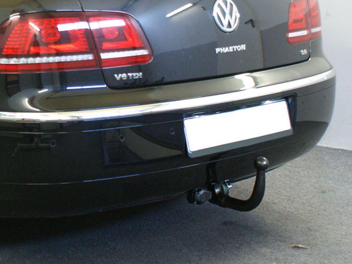 Anhängerkupplung VW-Phaeton 3d, Limousine, Baujahr 2008-