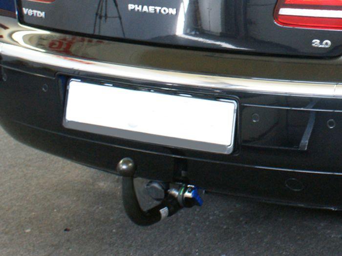 Anhängerkupplung VW-Phaeton 3d, Limousine, Baujahr 2002-2008