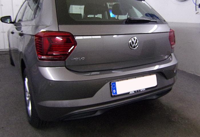 Anhängerkupplung VW-Polo (AW) Schrägheck, Baujahr 2017-