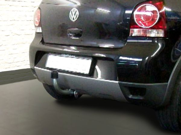 Anhängerkupplung für VW-Polo - 2005-2009 (9N)Steilheck/ Coupé, inkl. Cross, nicht Fun Ausf.:  feststehend