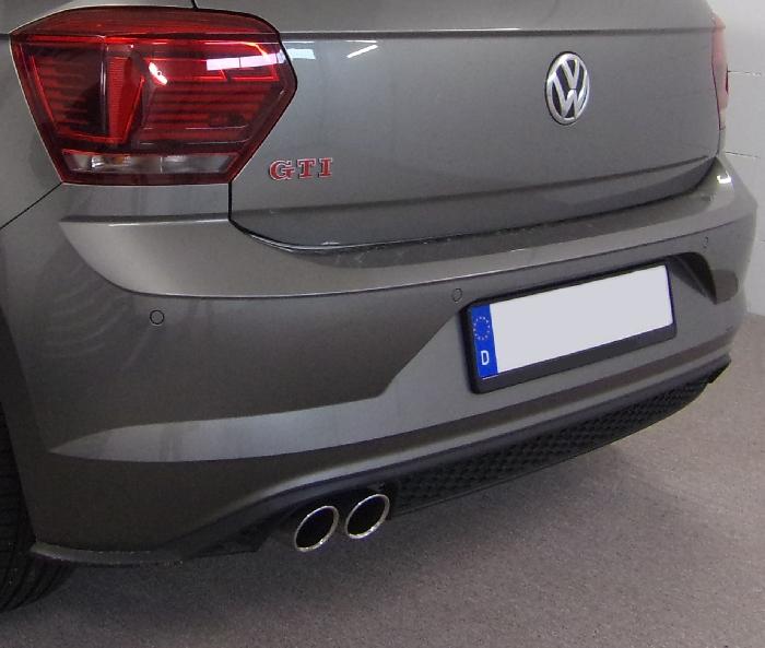 Anhängerkupplung VW-Polo (AW) Schrägheck spez. GTI, Baujahr 2017-