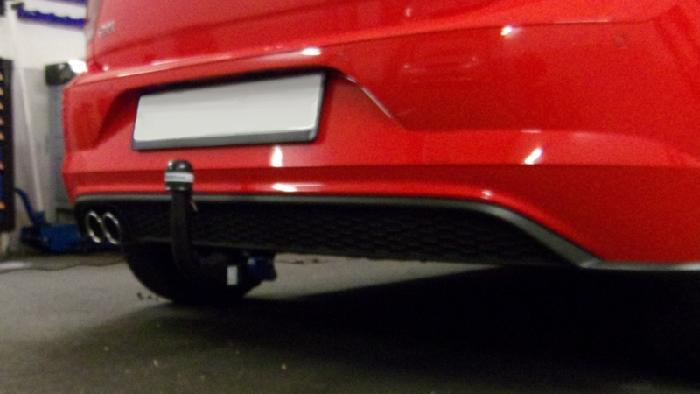 Anhängerkupplung für VW-Polo (AW) Schrägheck spez. GTI, Baujahr 2017-