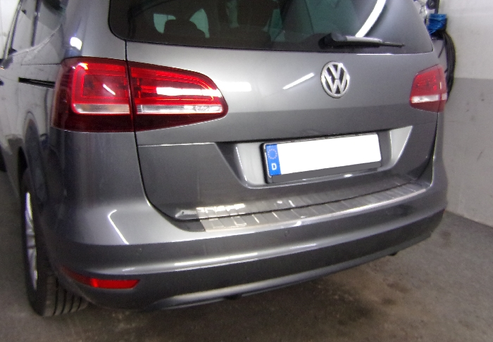 Anhängerkupplung VW-Sharan inkl. 4x4, Baujahr 2012- Ausf.:  vertikal