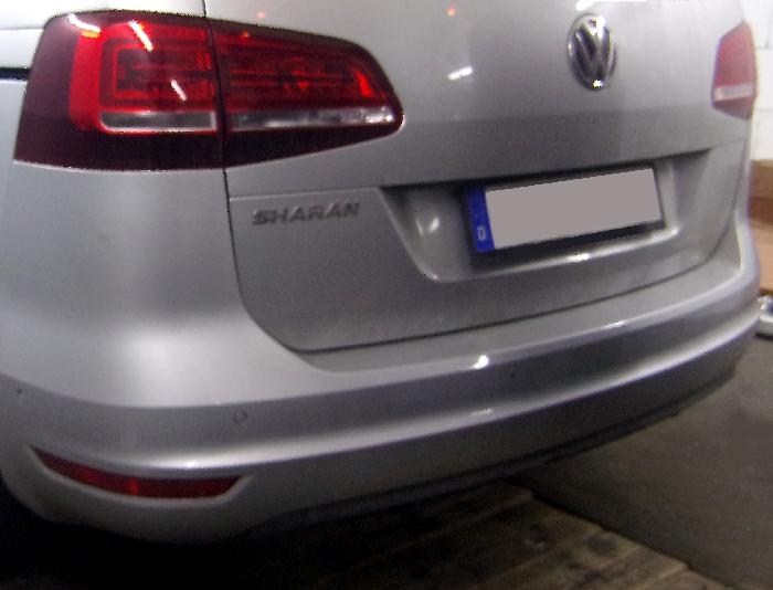 Anhängerkupplung VW-Sharan inkl. 4x4 - 2012-