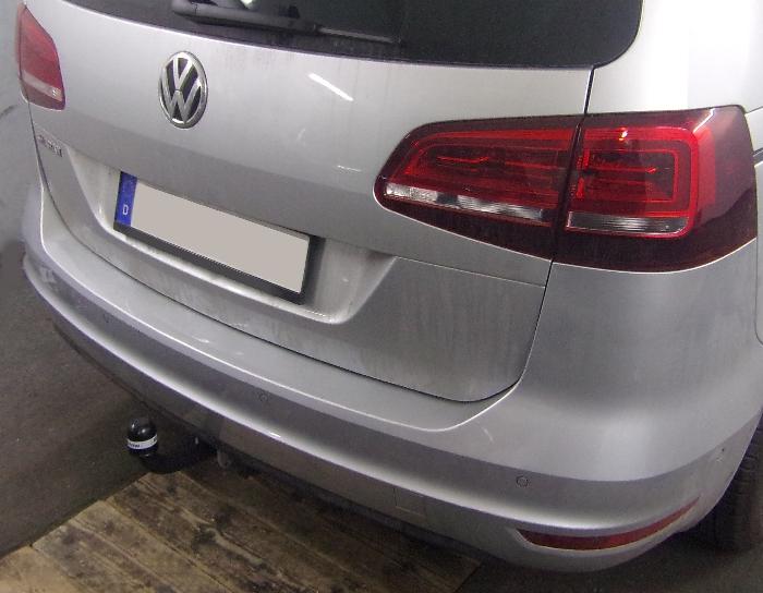 Anhängerkupplung VW-Sharan inkl. 4x4, Baujahr 2012-