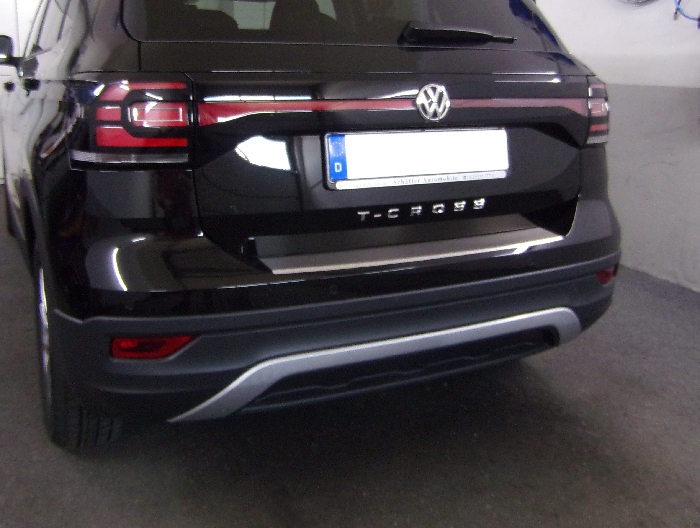 Anhängerkupplung VW-T-Cross - 2019-,