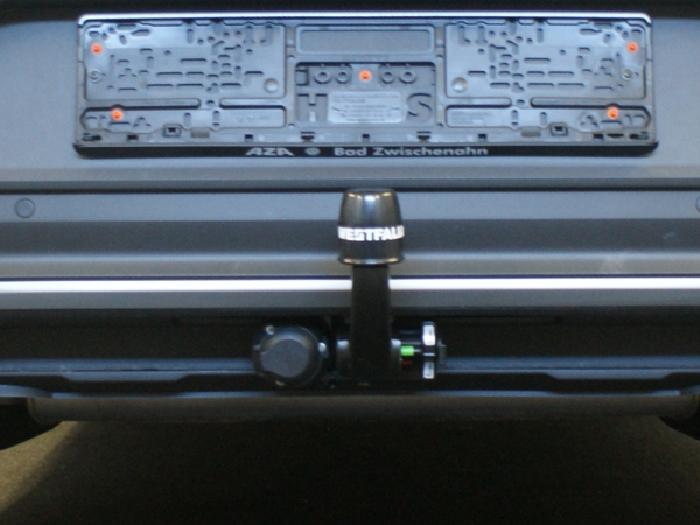 Anhängerkupplung VW-T-roc - 2017- Ausf.:  vertikal