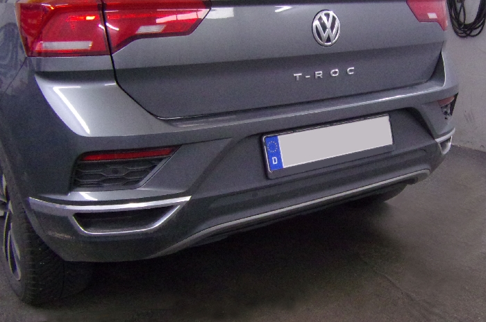Anhängerkupplung VW-T-roc - 2017-,
