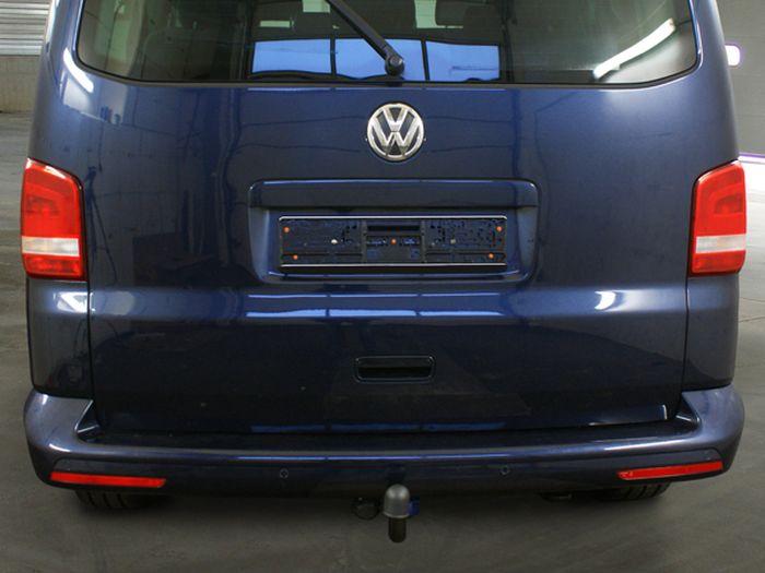 Anhängerkupplung VW-Transporter T5, Kasten Bus Kombi, inkl. 4x4, Baujahr 2009-2015