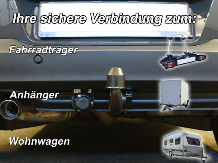Anhängerkupplung VW-Tiguan - 2007-2015,