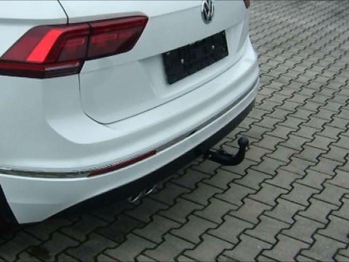 Anhängerkupplung VW-Tiguan - 2016-,