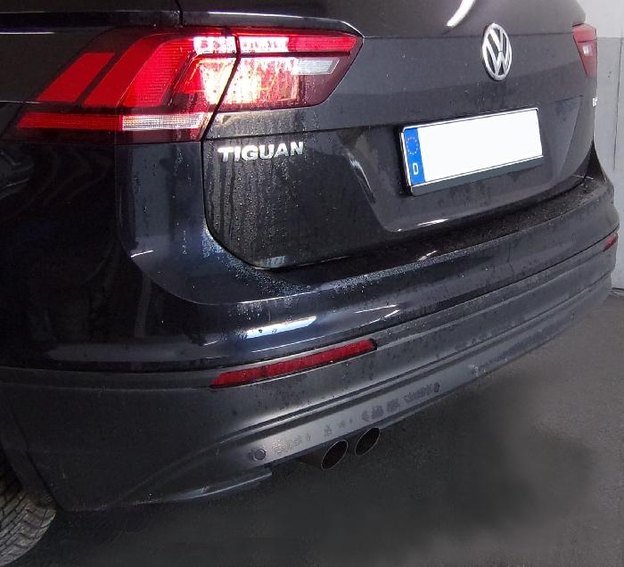 Anhängerkupplung für VW-Tiguan - 2016- Ausf.:  feststehend