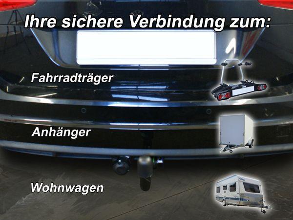 Anhängerkupplung VW-Touran Van, auch f. Modell Cross, Baujahr 2010-2015