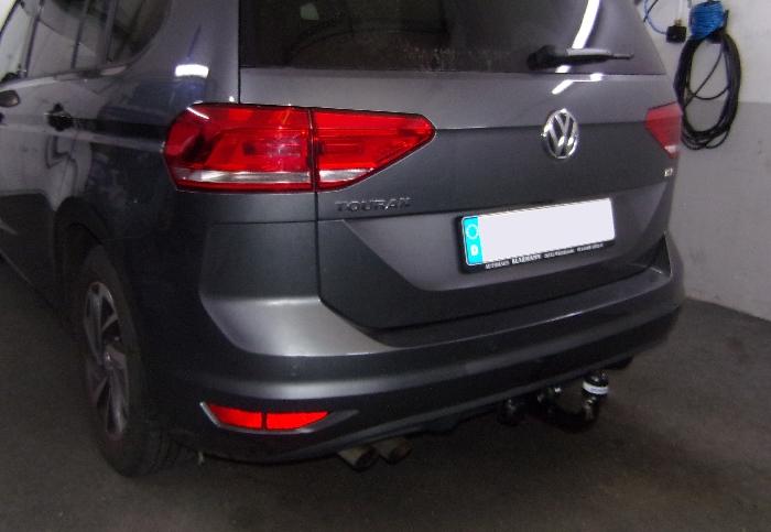 Anhängerkupplung VW-Touran Van, Baujahr 2015-
