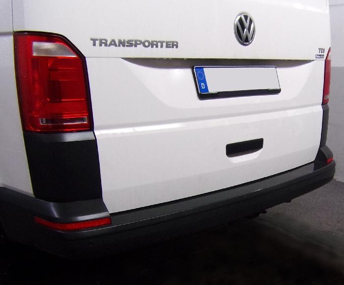 Anhängerkupplung VW-Transporter T6, Kasten Bus Kombi, inkl. 4x4, Baujahr 2019-