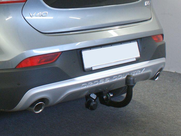 Anhängerkupplung für Volvo-V40 Kombi, speziell Cross Country, Baujahr 2012-
