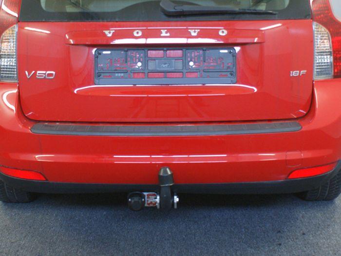 Anhängerkupplung Volvo-S40 Limousine, Baujahr 2004-2007