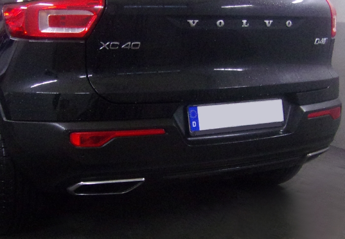 Anhängerkupplung Volvo-XC 40 spez. R-Design, Baujahr 2018-