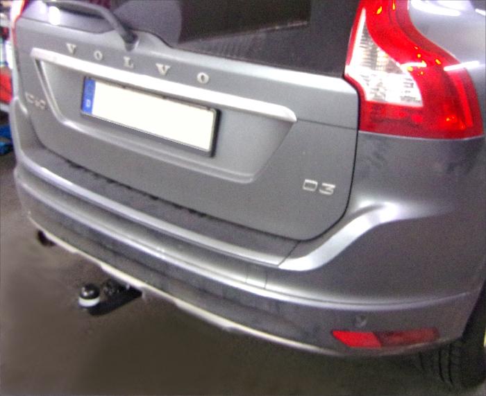 Anhängerkupplung für Volvo-XC 60 - 2012-2017 Ausf.:  feststehend
