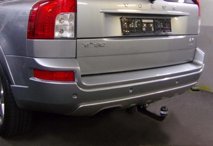 Anhängerkupplung für Volvo-XC 90 - 2004-2015