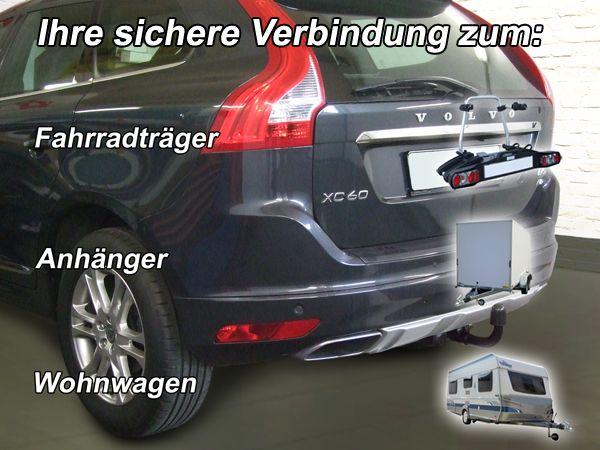 Anhängerkupplung Volvo-XC 60 - 2008-2012