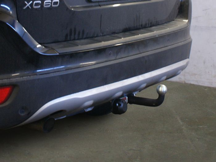 Anhängerkupplung Volvo-XC 60 - 2008-2012,