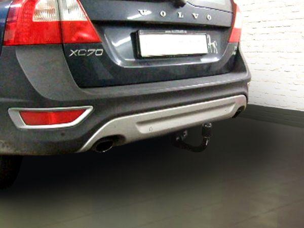 Anhängerkupplung Volvo-XC 70 Cross Country, ohne Niveauregulierung, Baujahr 2007-2016