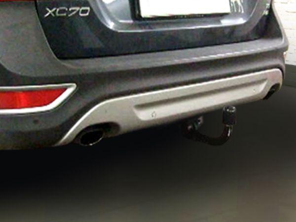 Anhängerkupplung für Volvo-XC 70 - 2007-2016 Cross Country, mit Niveauregulierung Ausf.:  vertikal