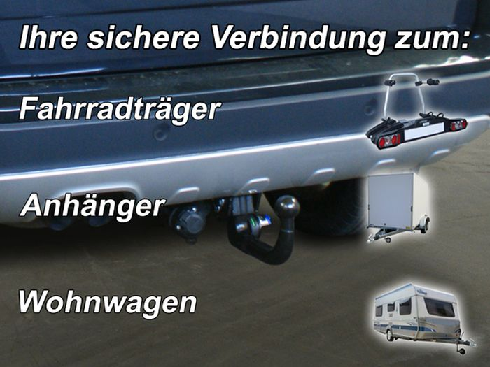 Anhängerkupplung Volvo-XC 90 - 2003-2004
