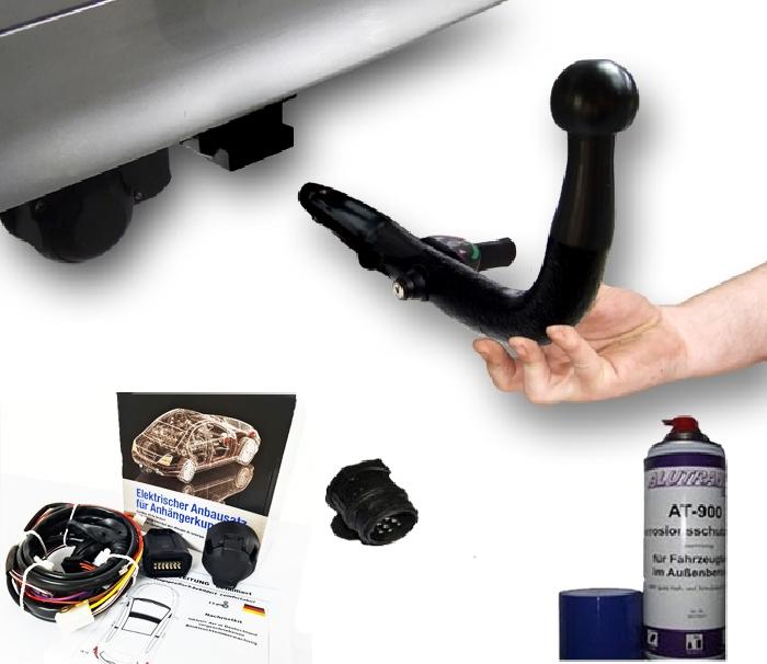 Anhängerkupplung Chevrolet-Trans Sport - 1997-