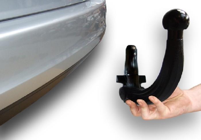 Anhängerkupplung für Mercedes-GL - 2012- X166 Ausf.:  vertikal