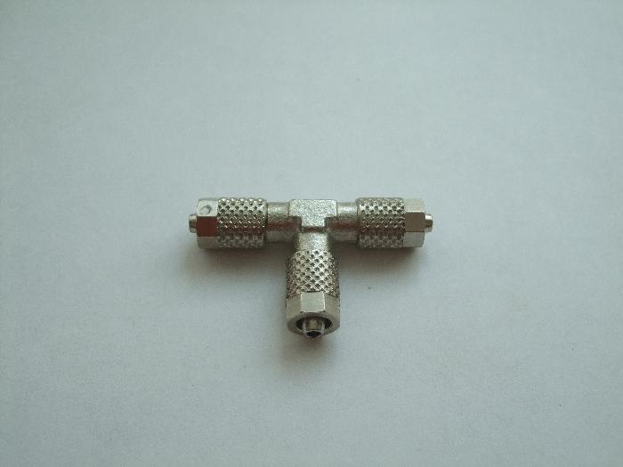 ( LF3) Verbinder, T- Stück, 5,00 mm Schraubanschluss