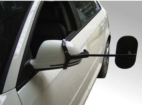 Mercedes E- Klasse W211 Limousine ohne Blinker im Spiegel Bj. 2002-2006 EMUK Wohnwagenspiegel u. Caravanspiegel