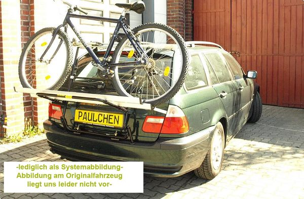 mitsubishi mitsubishi l300 fahrradtr ger als hecktr ger. Black Bedroom Furniture Sets. Home Design Ideas